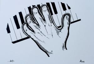 piano - couche paper 300 gr.