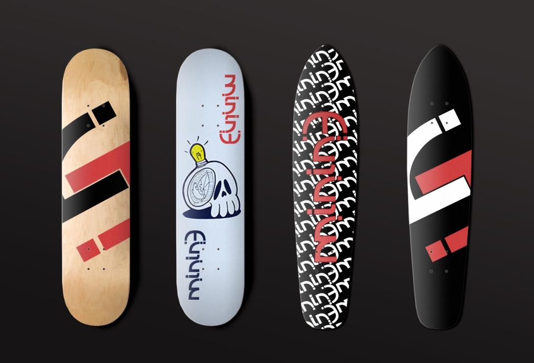 Skateboards 1
